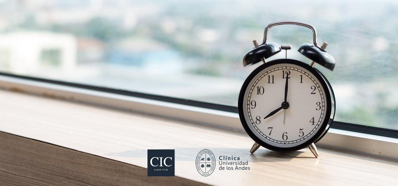 Efectos del cambio de hora