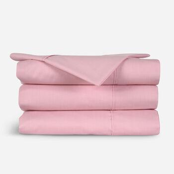 Sábana Super King 180 Hilos Whisper Pink