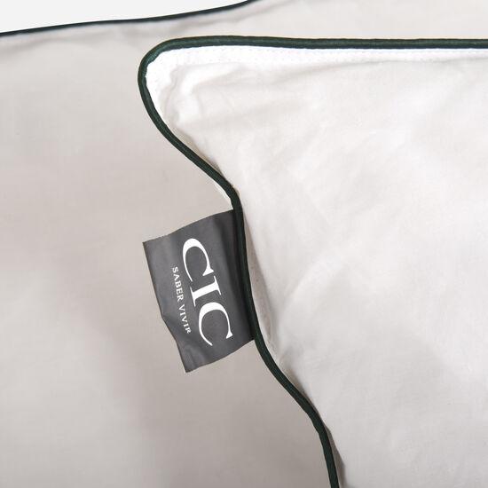 Pack 2 Almohadas King 100% Pluma 50x90 cm