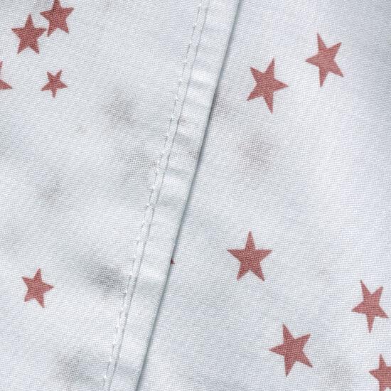 Sábana 2 Plazas 180 Hilos Stars