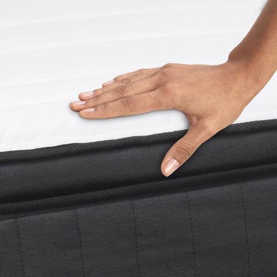 Cama Europea Super King Premium + Set Támesis + Almohadas de Pluma