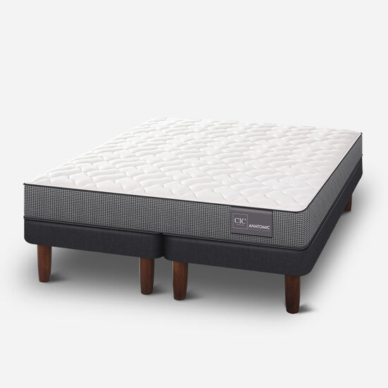 Cama Europea King Anatomic