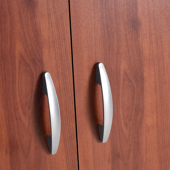 Clóset 6 Puertas 2 Cajones Trancura Cerezo