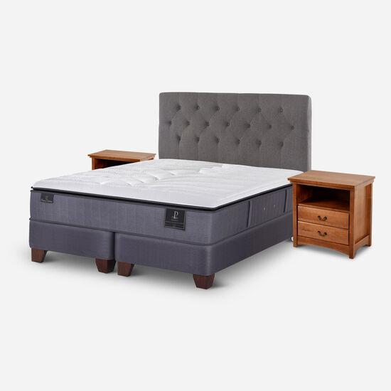 Box Spring King Premium + Set Kavery