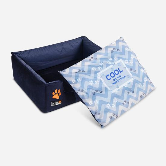 Cama Mascota Cooler Talla S 55x48 CM