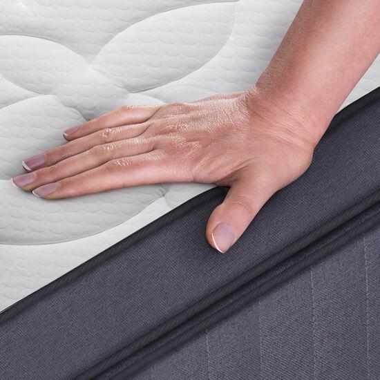 Cama Europea Curve King Super Premium + Almohada Viscoelástica + Plumón