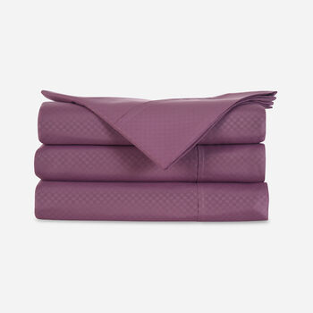Sábana Single Embossed Aw21 Orchid