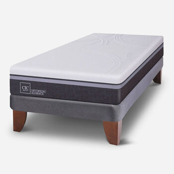 Cama Europea 1.5 Plazas Ortopedic Advance