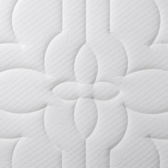 Cama Europea Curve King Super Premium + Almohada Viscoelástica