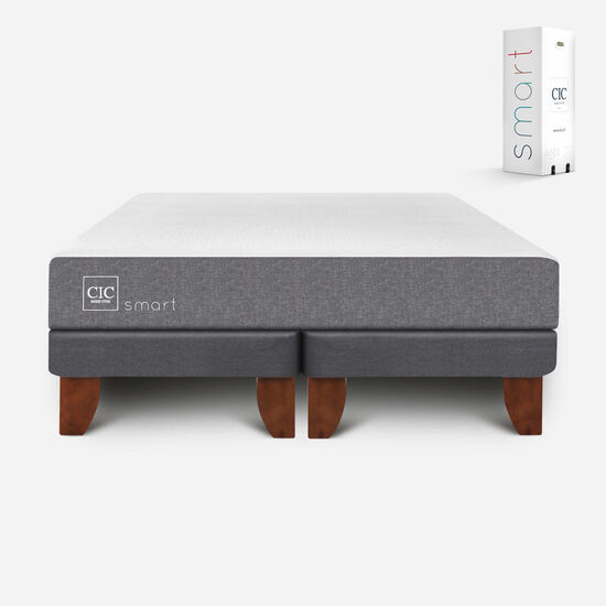 Cama Europea King Smart