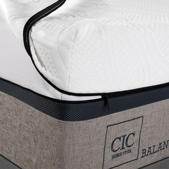 Box Spring King Balance + Set Antique