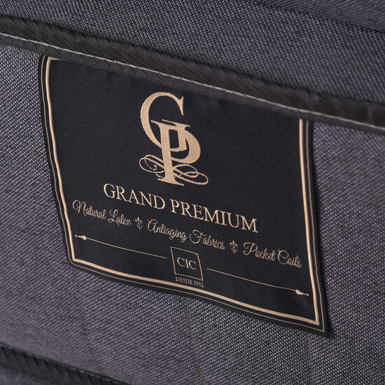 Box Spring 2 Plazas Grand Premium Base Dividida
