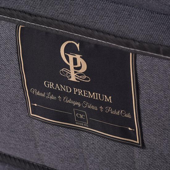 Cama Europea King Grand Premium