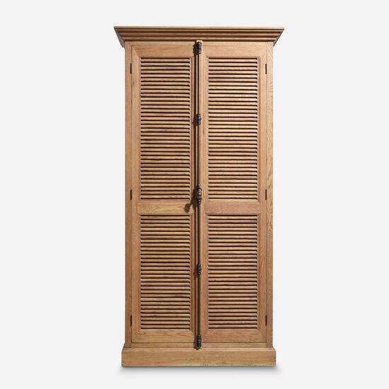 Estante 2 Puertas Cabinet Oak Ceniza