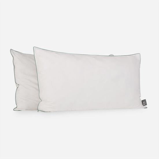 Set 2 Almohadas Down Alternative Soft Sleep 50 X 90 cm