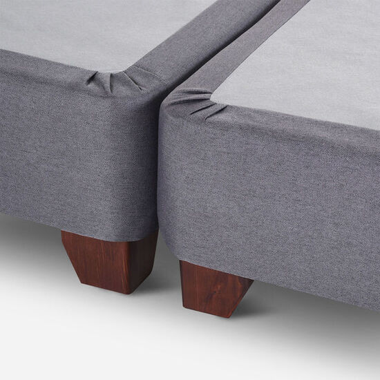 Base 2 Plazas Dividida Box Spring