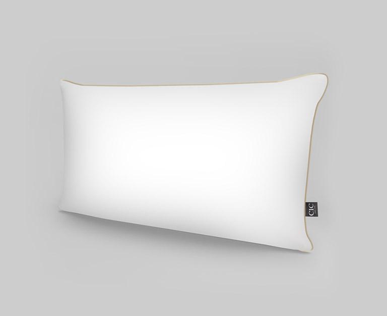 Almohada Pluma de Ganso Microfibra 50x70cm CIC